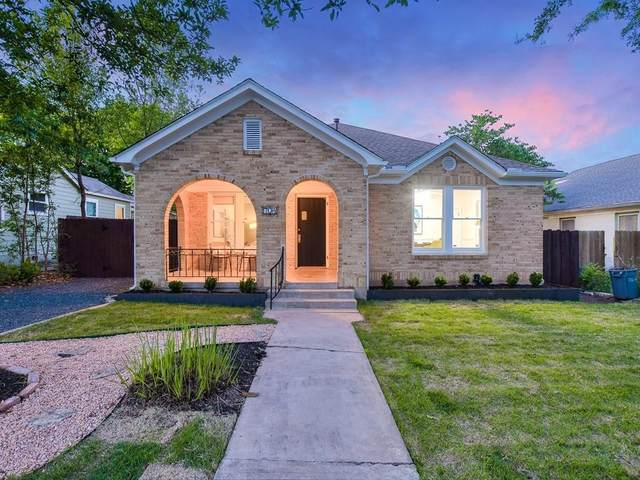 704 Harris Ave, Austin, TX 78705 (#8724133) :: The Perry Henderson Group at Berkshire Hathaway Texas Realty