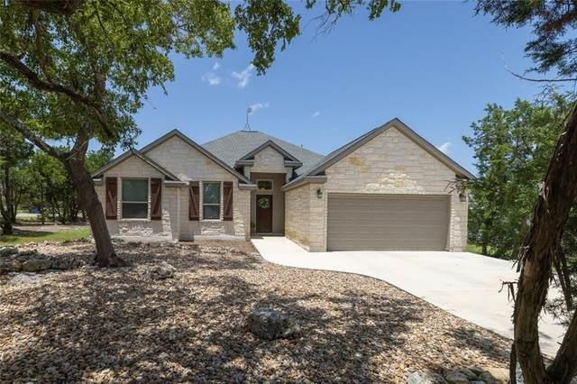 1 Sunset Cir, Wimberley, TX 78676 (#8724841) :: Papasan Real Estate Team @ Keller Williams Realty