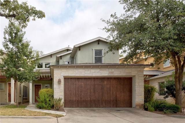 2506 Enfield Rd D, Austin, TX 78703 (#8725406) :: The Perry Henderson Group at Berkshire Hathaway Texas Realty