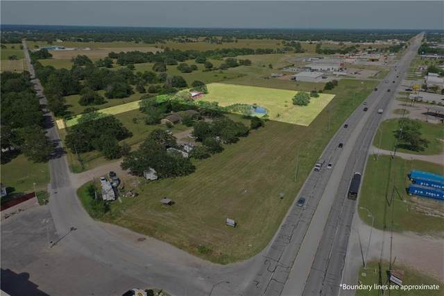4.5 AC Hwy 290 - Tract 2, Giddings, TX 78942 (#8725595) :: All City Real Estate