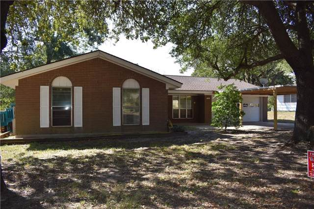 1707 Alcoa Ave, Rockdale, TX 76567 (#8725683) :: The Perry Henderson Group at Berkshire Hathaway Texas Realty