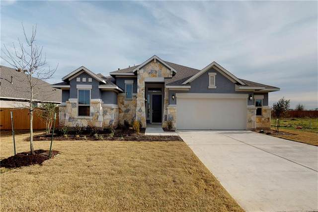 133 White Steppe Way, Georgetown, TX 78626 (#8727993) :: Lancashire Group at Keller Williams Realty