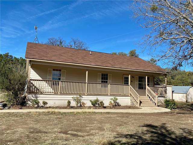 5401 County Road 200, Liberty Hill, TX 78642 (#8728147) :: 12 Points Group