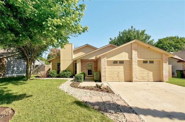 1214 Melbourne Ln, Round Rock, TX 78664 (MLS #8728153) :: Vista Real Estate
