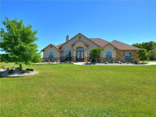 309 First Down Dash, Burnet, TX 78611 (#8730731) :: Realty Executives - Town & Country