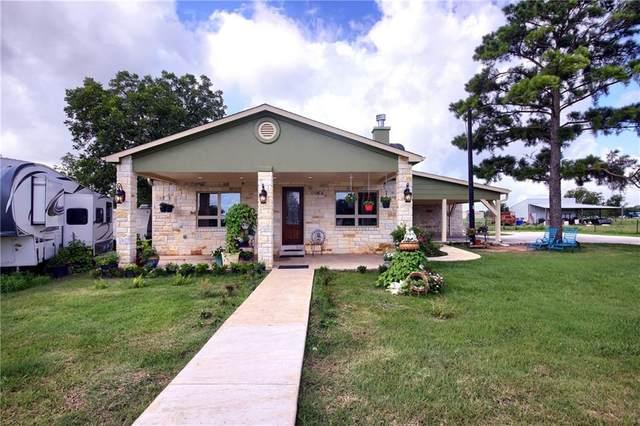2621 W Highway 290, Giddings, TX 78942 (#8731354) :: Ben Kinney Real Estate Team