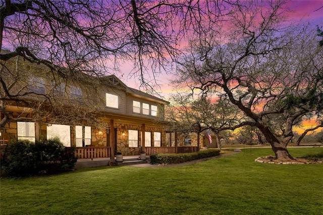 1062 Hays Country Acres Rd, Dripping Springs, TX 78620 (#8731667) :: ORO Realty