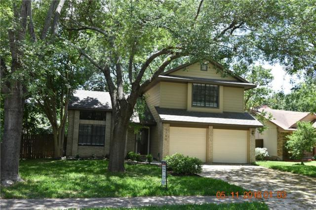 1705 Honeysuckle Ln, Round Rock, TX 78664 (#8732020) :: RE/MAX Capital City