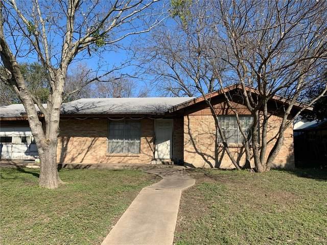 1208 Radcliff Dr, Austin, TX 78752 (#8734633) :: Von Austin Properties