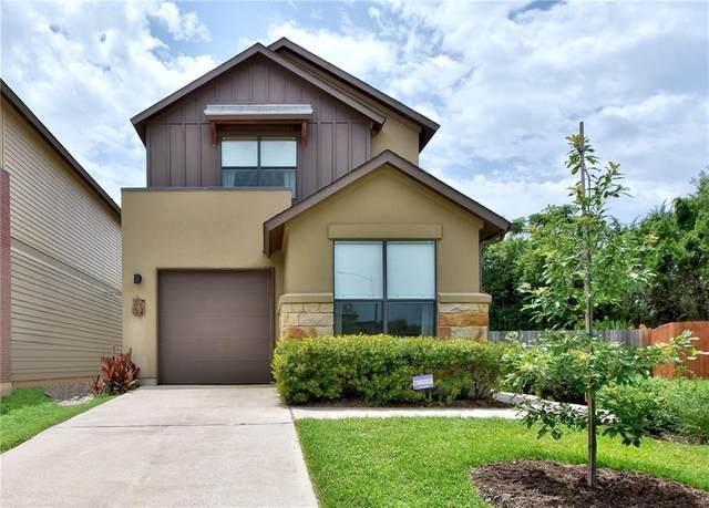 1121 Blair Way, Austin, TX 78704 (#8735300) :: Lauren McCoy with David Brodsky Properties