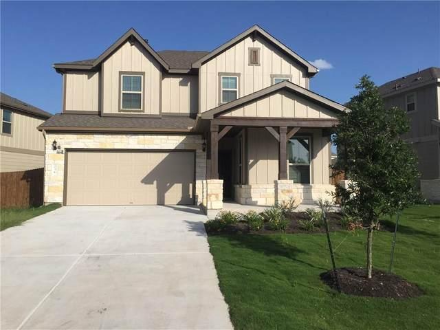 236 Zuma Dr, Georgetown, TX 78628 (#8736124) :: Zina & Co. Real Estate