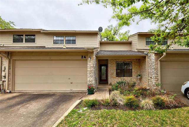 9518 Topridge Dr #24, Austin, TX 78750 (#8737785) :: Papasan Real Estate Team @ Keller Williams Realty