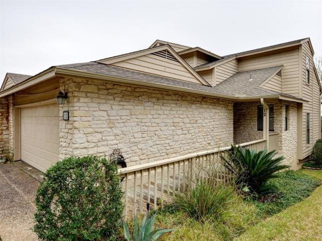 5701 Westslope Dr #12, Austin, TX 78731 (#8740630) :: Austin Portfolio Real Estate - The Bucher Group