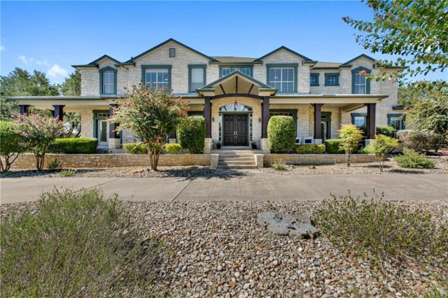 900 Panther Creek Rd, Driftwood, TX 78619 (#8743246) :: The ZinaSells Group