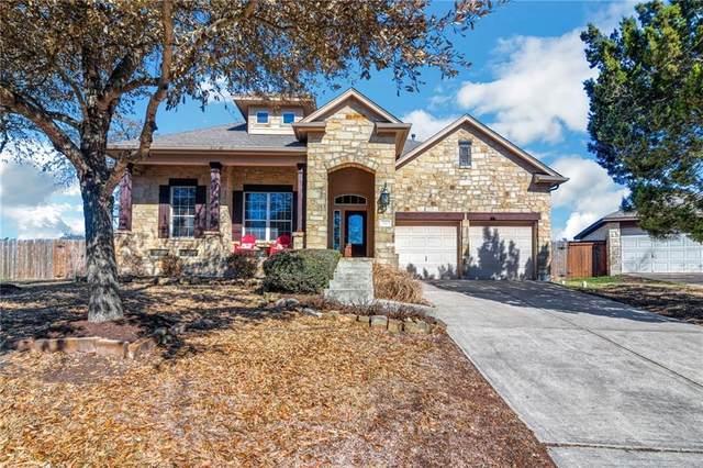 350 Kensington Ln, Austin, TX 78737 (MLS #8743421) :: Vista Real Estate