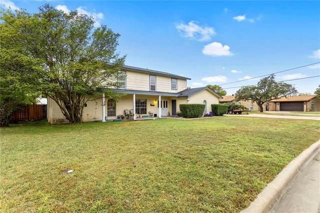 602 Ash St, Copperas Cove, TX 76522 (#8744081) :: First Texas Brokerage Company