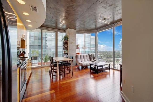 360 Nueces St #2002, Austin, TX 78701 (#8744211) :: Green City Realty