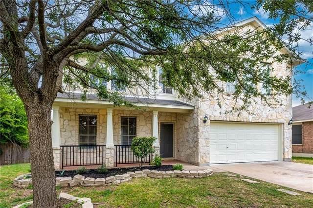 808 La Crema Ct, Leander, TX 78641 (#8746175) :: Papasan Real Estate Team @ Keller Williams Realty