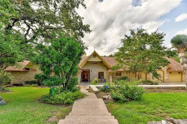 5215 Fossil Rim Rd, Austin, TX 78746 (#8746572) :: Papasan Real Estate Team @ Keller Williams Realty