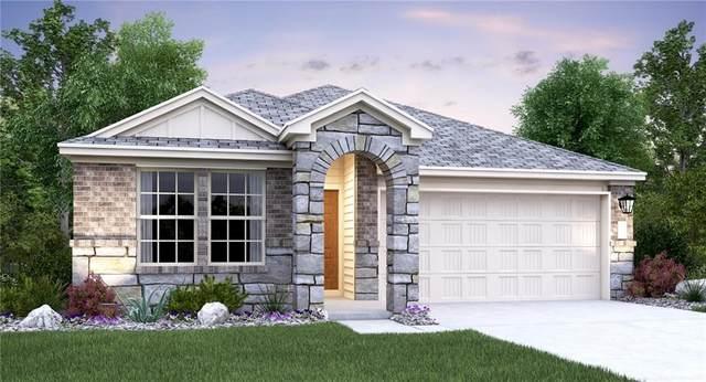 6546 Laurencia Pl, Round Rock, TX 78665 (MLS #8746858) :: Brautigan Realty