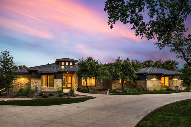 2100 Ruffian Heights Ln, Spicewood, TX 78669 (#8750729) :: Papasan Real Estate Team @ Keller Williams Realty