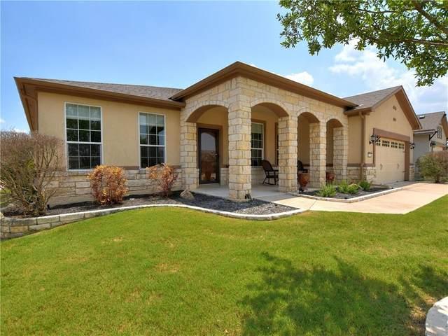 702 Shumard Peak Rd, Georgetown, TX 78633 (#8751823) :: Papasan Real Estate Team @ Keller Williams Realty
