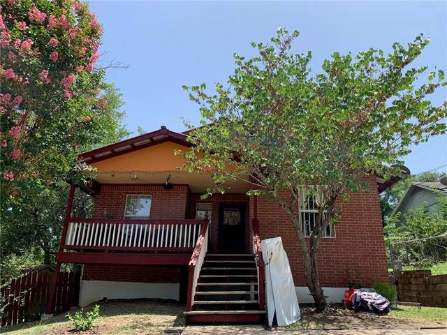 1603 J J Seabrook Dr, Austin, TX 78721 (#8752086) :: Papasan Real Estate Team @ Keller Williams Realty