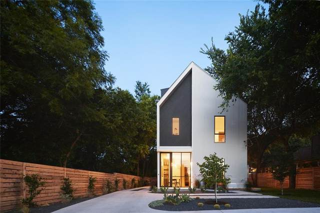 2509 Durwood St A, Austin, TX 78704 (#8752093) :: The Summers Group
