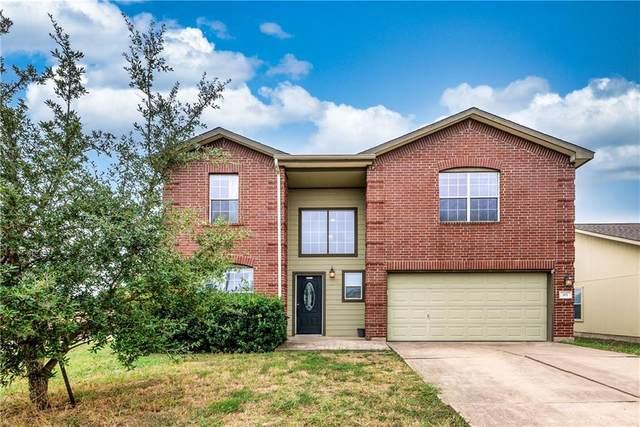 301 Flinn St, Hutto, TX 78634 (#8752212) :: Papasan Real Estate Team @ Keller Williams Realty
