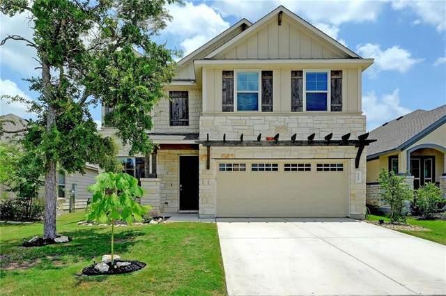 517 Bonnet Blvd, Georgetown, TX 78628 (#8756739) :: All City Real Estate