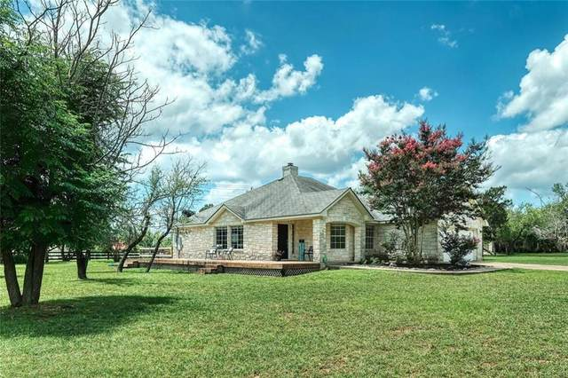 11 Possum Trot, Liberty Hill, TX 78642 (#8757792) :: Papasan Real Estate Team @ Keller Williams Realty