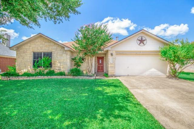1408 Haley Gray Dr, Pflugerville, TX 78660 (#8758387) :: RE/MAX Capital City