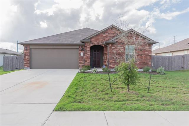 305 Hyltin St, Hutto, TX 78634 (#8758525) :: Amanda Ponce Real Estate Team