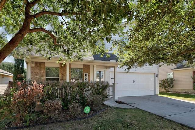 212 Tolcarne Dr, Hutto, TX 78634 (#8759077) :: Papasan Real Estate Team @ Keller Williams Realty