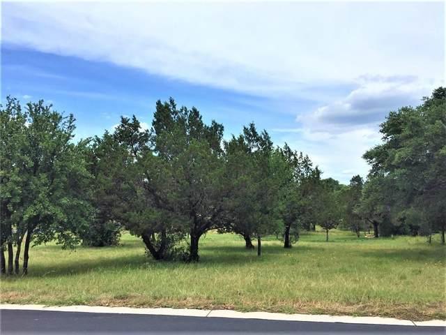 Lot W11050 Broken Hills/Sapphire, Horseshoe Bay, TX 78657 (#8760292) :: Zina & Co. Real Estate