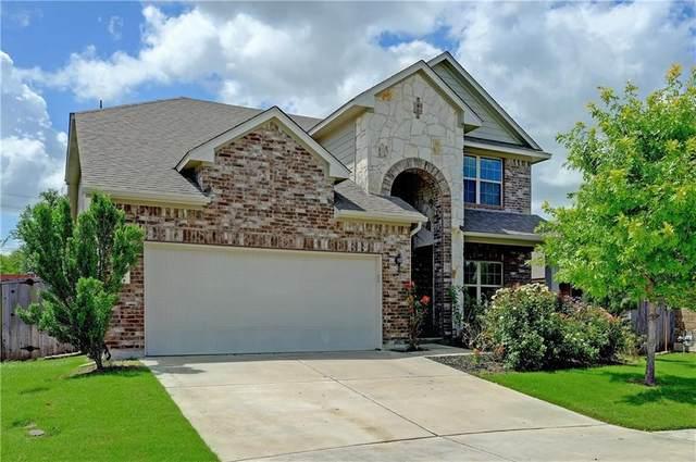 1536 Daylily Loop, Georgetown, TX 78626 (#8761397) :: Watters International