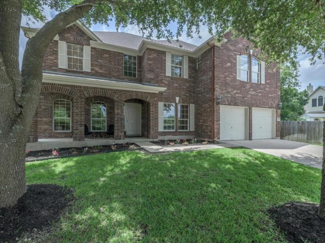407 Bellaire Oaks Dr, Pflugerville, TX 78660 (#8762857) :: Lancashire Group at Keller Williams Realty