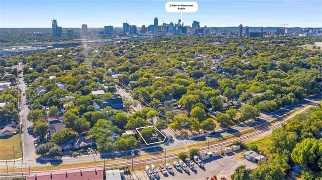 2513 E 9th St, Austin, TX 78702 (#8763138) :: Papasan Real Estate Team @ Keller Williams Realty