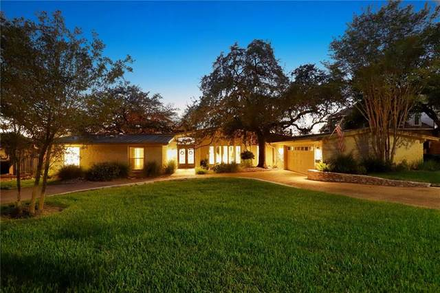 7104 W Rim Dr, Austin, TX 78731 (#8763331) :: Realty Executives - Town & Country