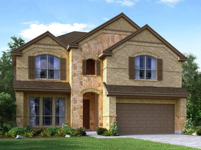 211 Balsam St, Hutto, TX 78634 (#8765931) :: Papasan Real Estate Team @ Keller Williams Realty