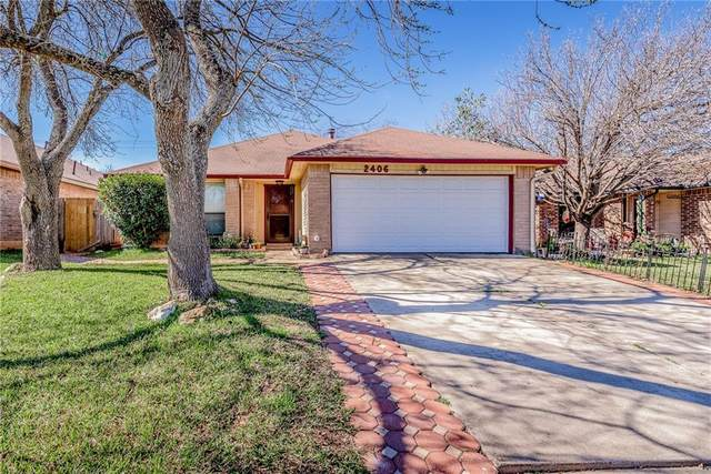 2406 Clearwater Trl, Round Rock, TX 78664 (#8766318) :: RE/MAX Capital City