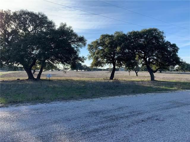Lot 108 N Waterbuck Way, Lampasas, TX 76550 (#8766423) :: The Perry Henderson Group at Berkshire Hathaway Texas Realty