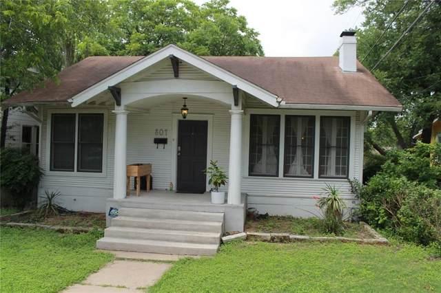 807 W 30th St, Austin, TX 78705 (#8766504) :: Papasan Real Estate Team @ Keller Williams Realty