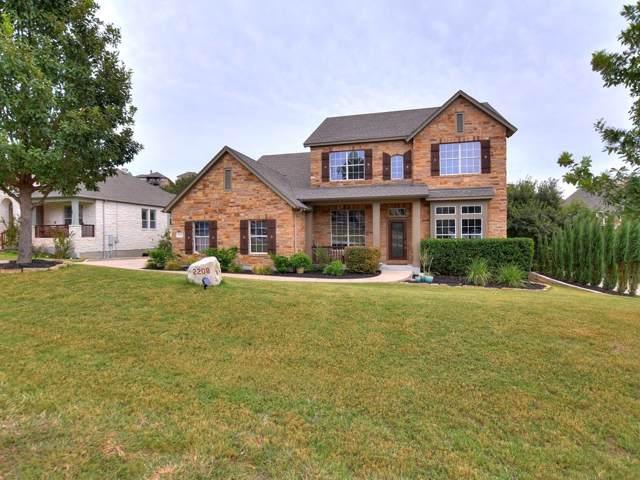 2208 Buffalo Gap, Leander, TX 78641 (#8766801) :: Douglas Residential