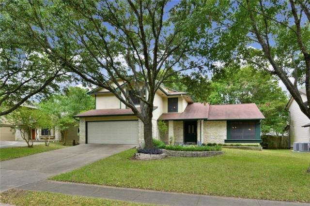 2301 Broughton Ct, Austin, TX 78727 (#8769965) :: Forte Properties