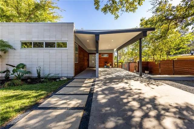 2207 E 18th St, Austin, TX 78702 (MLS #8771202) :: Vista Real Estate