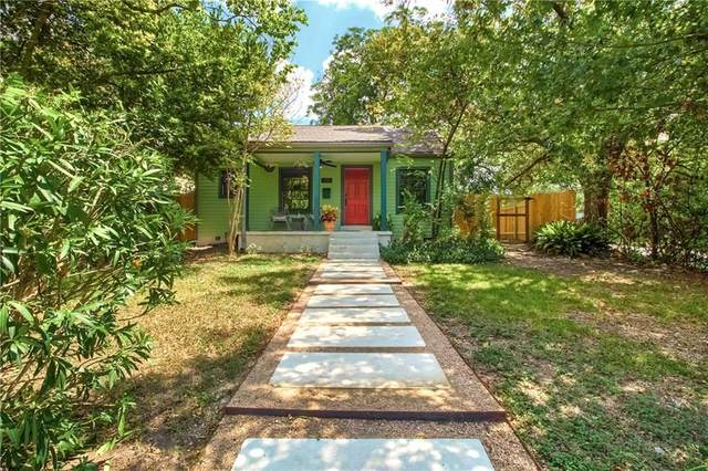 5101 Avenue F, Austin, TX 78751 (#8772012) :: The Summers Group