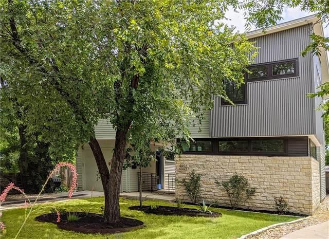 4913 Lynnwood St #1, Austin, TX 78756 (#8772717) :: Papasan Real Estate Team @ Keller Williams Realty