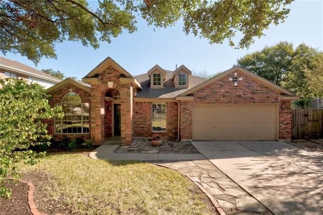 6100 Back Bay Ln, Austin, TX 78739 (#8772799) :: Zina & Co. Real Estate