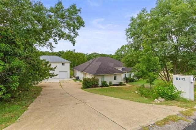 5102 Pryor Ln, Austin, TX 78734 (#8773122) :: Realty Executives - Town & Country